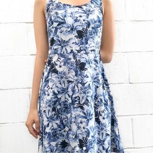 H&M Floral Printed Dress